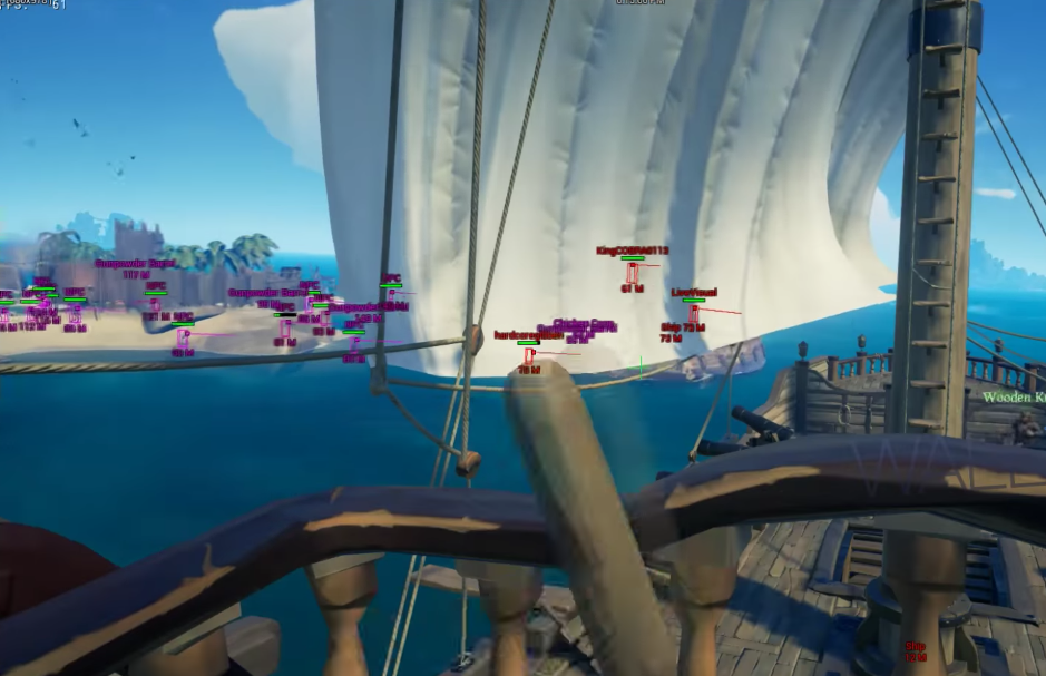 Sea Of Thieves Gets Its First Wave Of Hackers | Kotaku Australia
