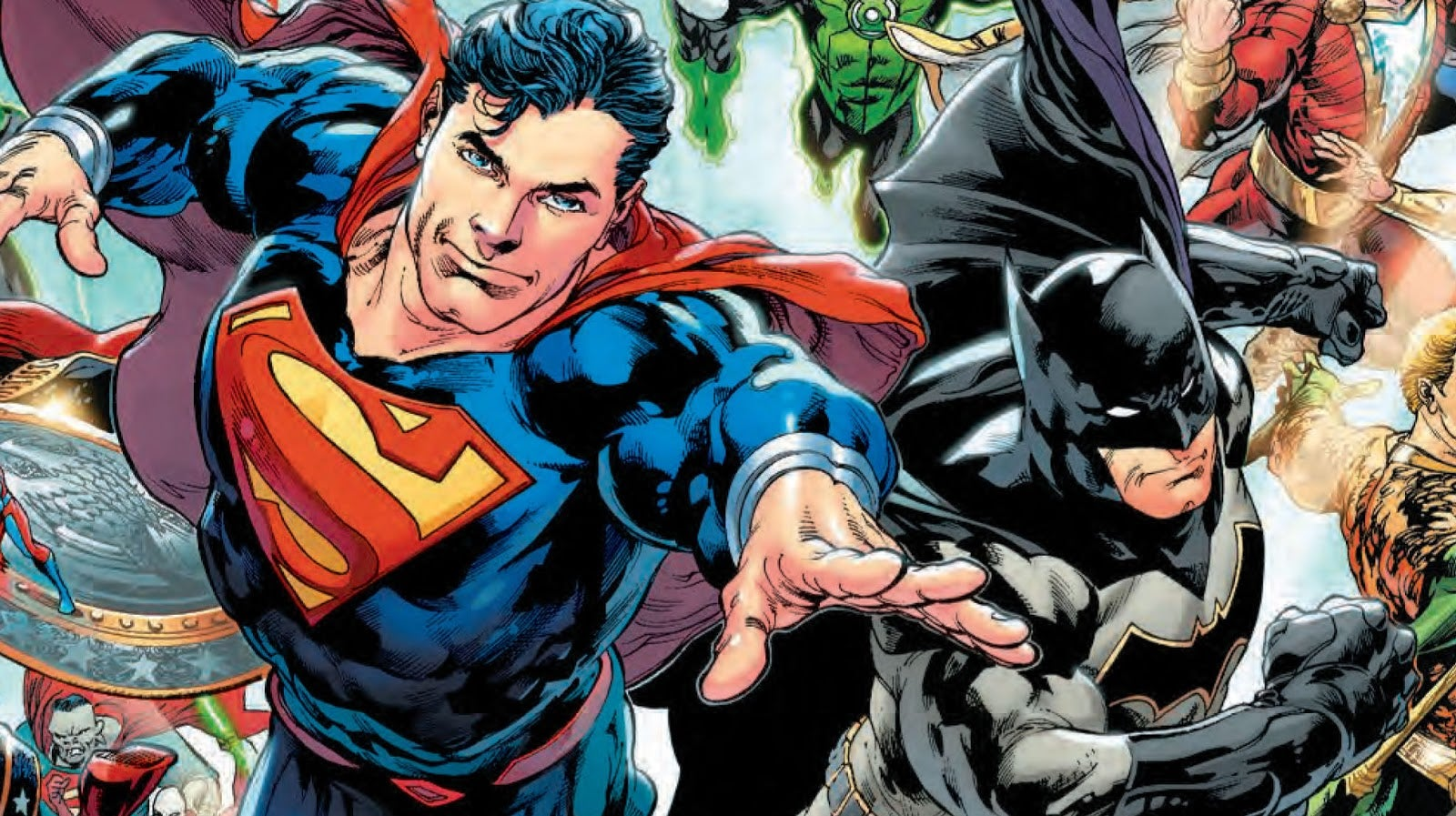 What DC Is Doing Right With The New Versions Of Superman ...