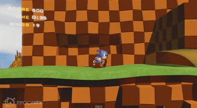 A 3D Sonic The Hedgehog That Could Make Every Fan Happy