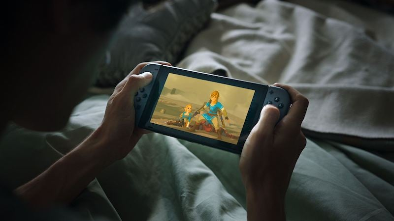 Here's How To Max Out Your Nintendo Switch's Battery Life