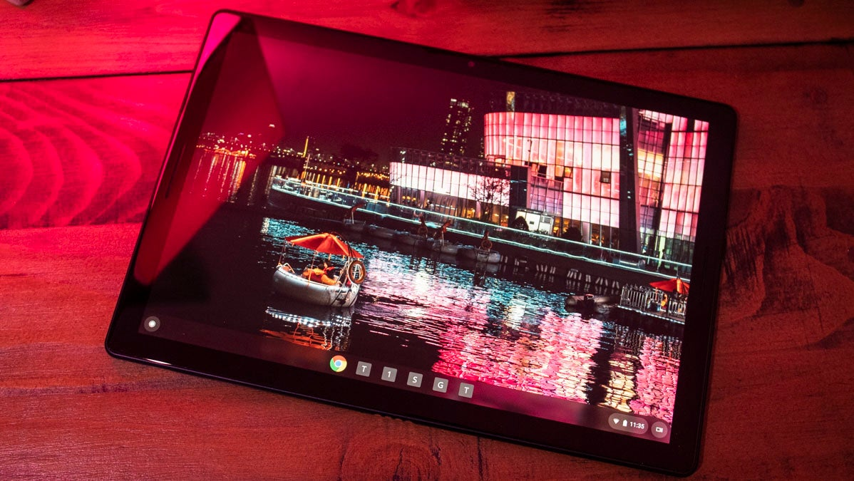After Nearly Perfecting It, Google Is Abandoning The Tablet