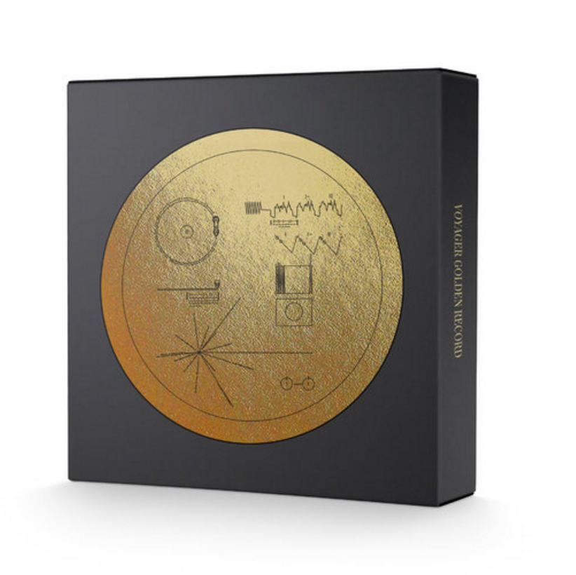 New Kickstarter Wants to Reissue NASA's Golden Record