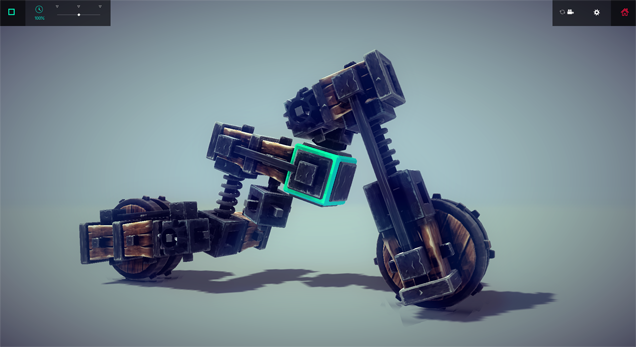 Ten of the Funniest Besiege Builds
