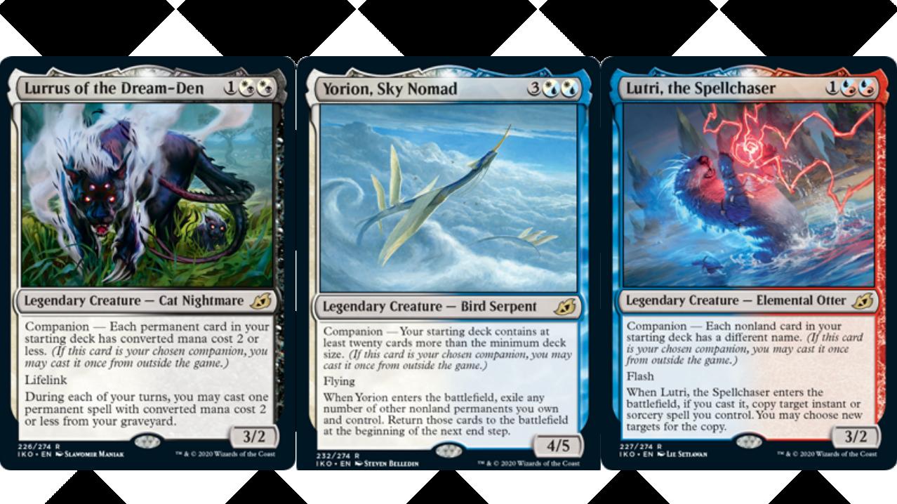 Latest Magic: The Gathering Change Nerfs Companions