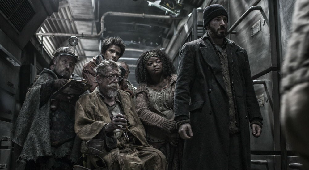 Snowpiercer Is Being Turned Into A TV Show, Which Is Just Perfect