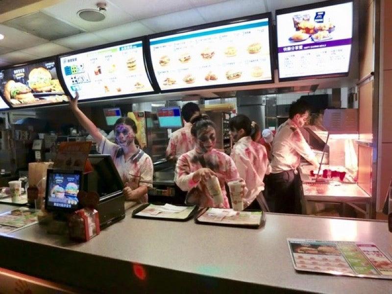 McDonald's Cosplay Stunt Backfires in Taiwan
