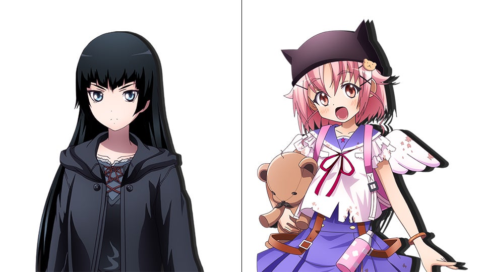 All The Anime, Manga, Novel, and Game Characters in Nitroplus Blasterz