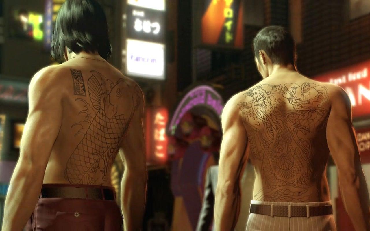 Kiryu Kazuma Tattoo: The Meaning Of Yakuza's Tattoos