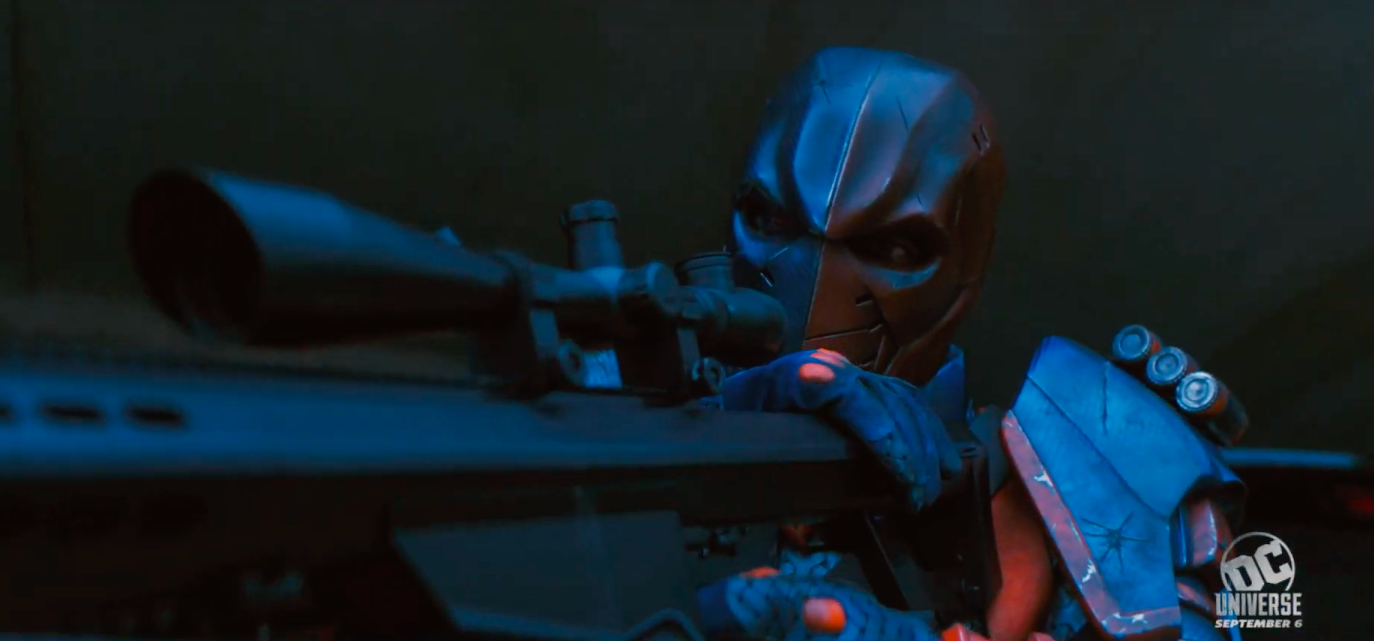 Superboy Suits Up And Deathstroke Takes Aim In New Titans Season 2 Trailer