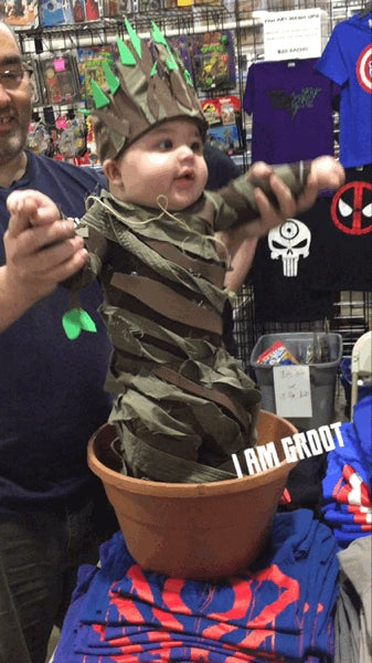 Guardians 2 Director Shares First 'Still' of Baby Groot