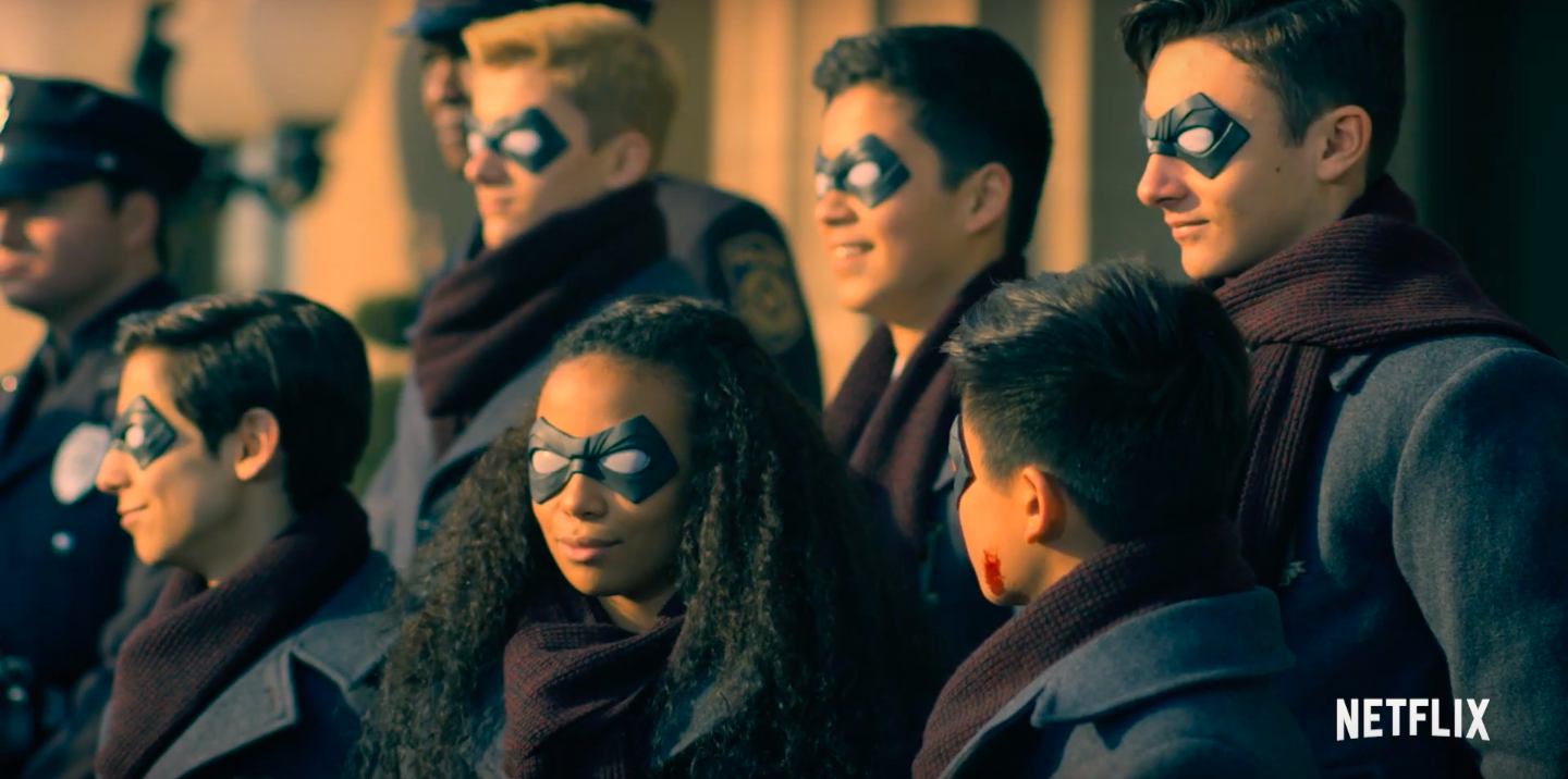 The Latest Umbrella Academy Trailer Is An Exhausting Family Reunion