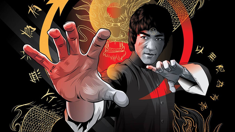 There Should Be More Bruce Lee Art Shows Like This One