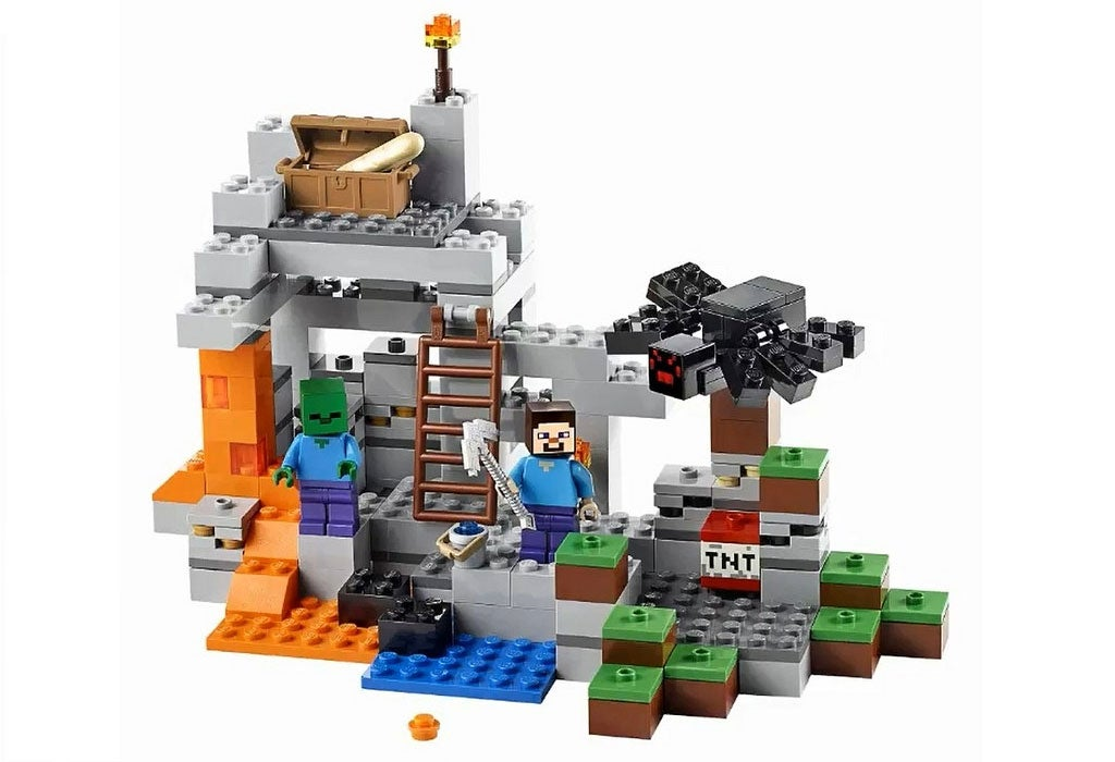New Minecraft LEGO Will Fit Your Minifigs