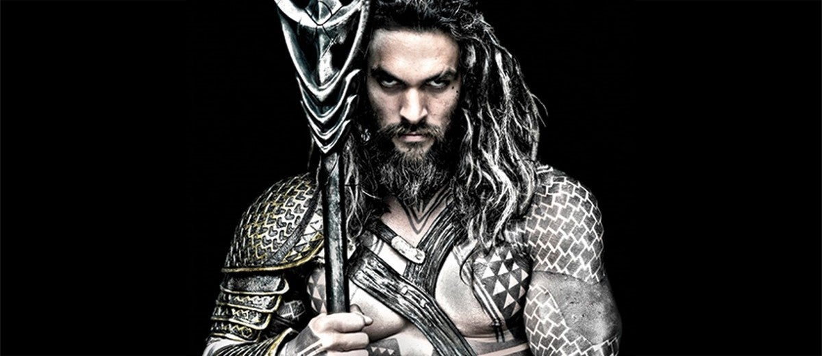 Aquaman And Cyborg Get Their Close-Ups In These Batman V SupermanBehind-The-Scenes Photos