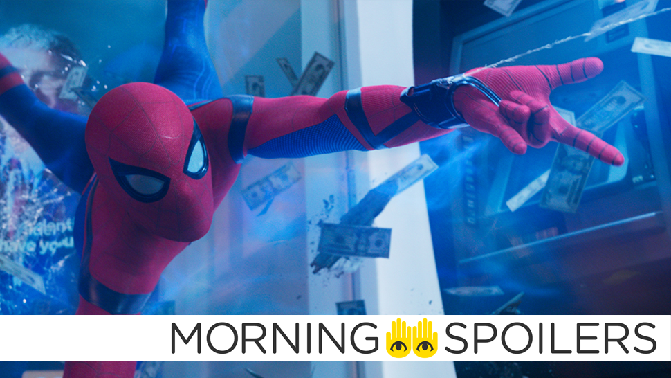 Spider-Man: Far From Home Set Pictures Seemingly Confirm A Major Comics Villain