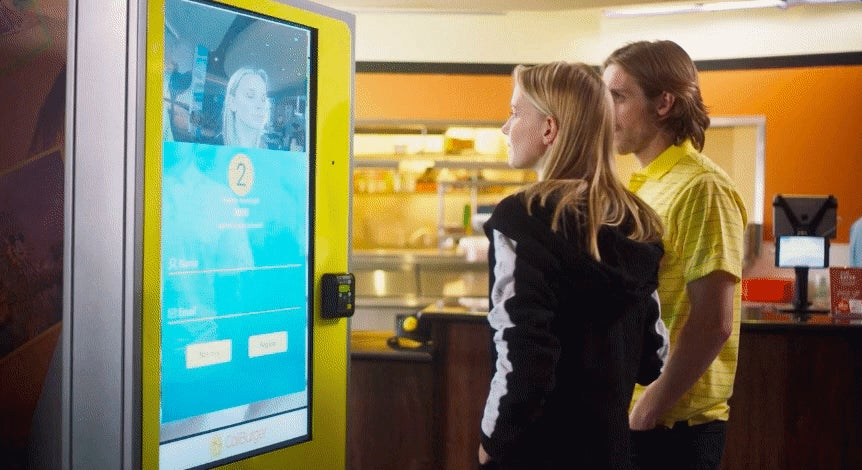 Burger Joint Teams Up With Surveillance Giant To Scan Your Face For Loyalty Points