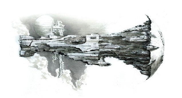 A Moment Of Appreciation For EVE Online's Starship Design