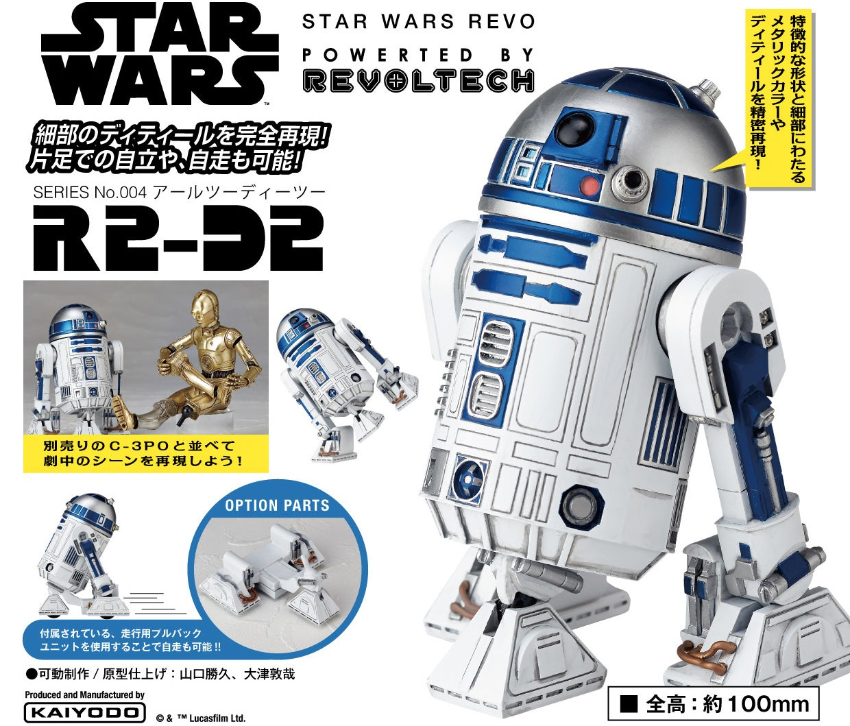 This R2-D2 Figure Is So Articulated It Could Probably Teach Yoga