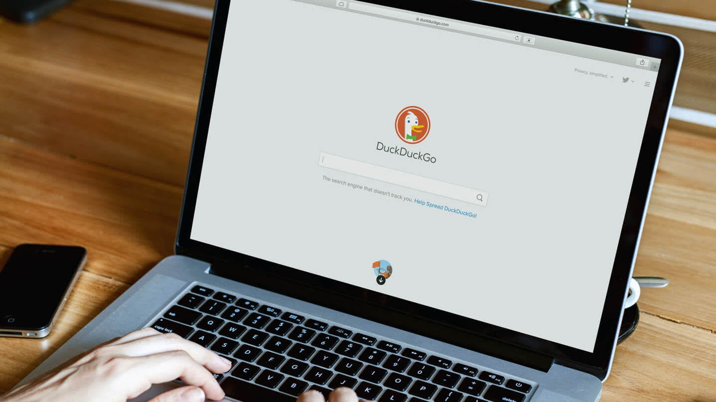 DuckDuckGo Made A Giant List Of Jerks Tracking You Online