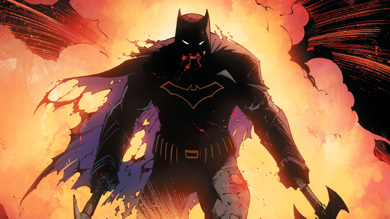 DC's Dark Nights: Metal Is Getting A Soundtrack Of Heavy Metal Bangers
