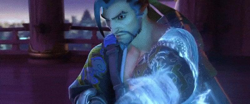 Overwatch's New Animated Short Explores Hanzo And Genji's Tragic Rivalry