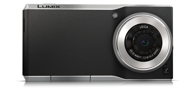 Panasonic CM1: A 1-Inch Image Sensor Crammed Into an Android Phone