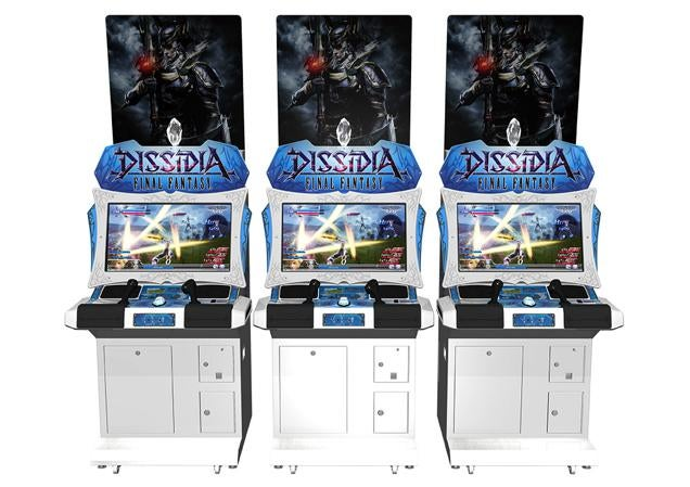 Team Ninja Is Making the Dissidia Final Fantasy Arcade Game