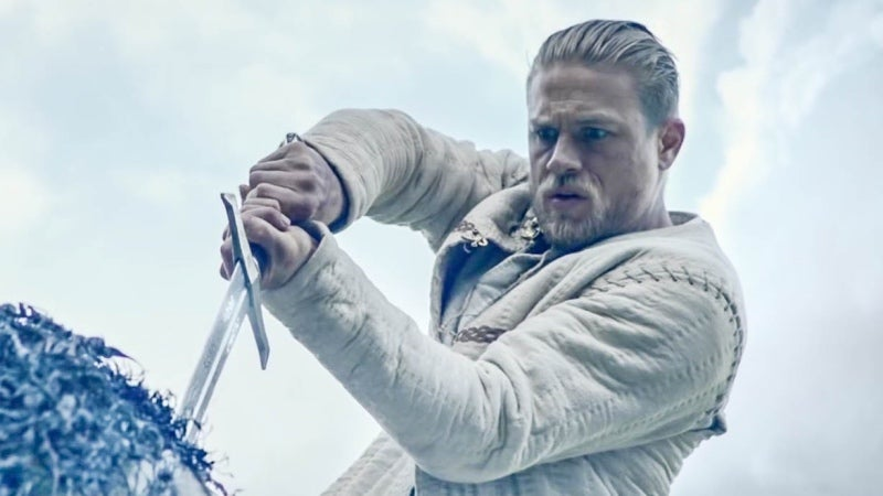 King Arthur (Actor) Was Almost On Game Of Thrones