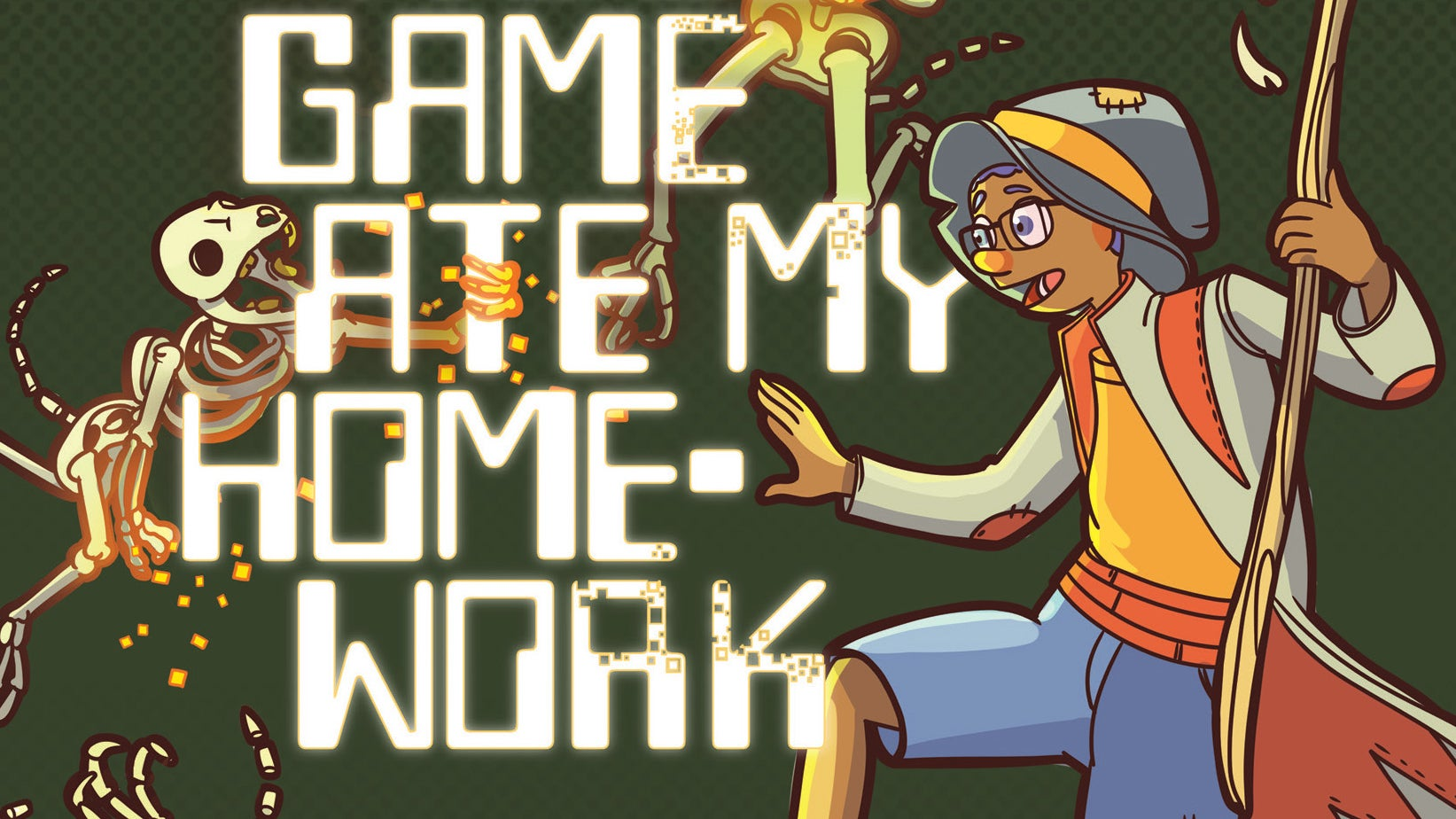 My Video Game Ate My Homework Is A Sweet Graphic Novel About Games And Growing Up