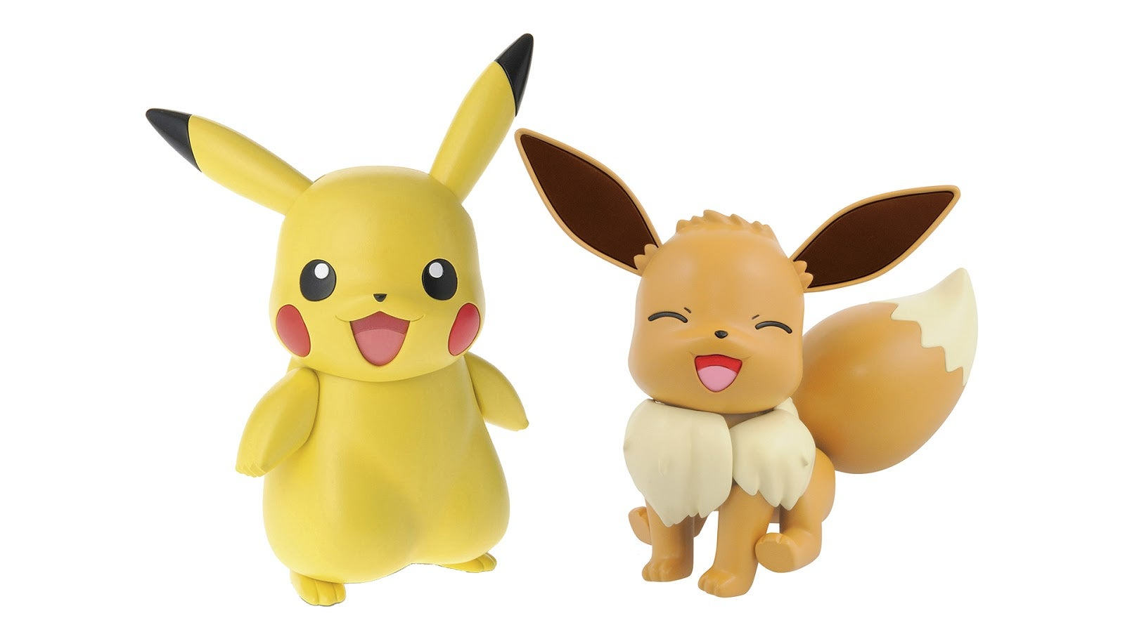 New Model Kits Let You Build Your Own Damn Pokémon