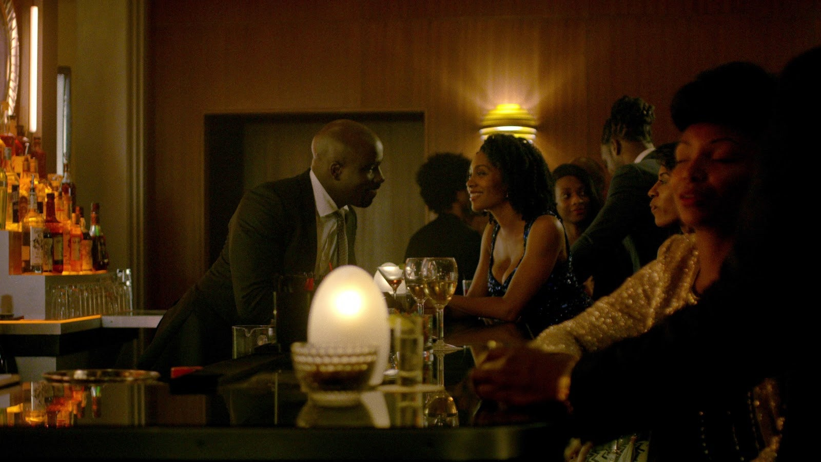 Real Talk About How Luke Cage Uses Blackness