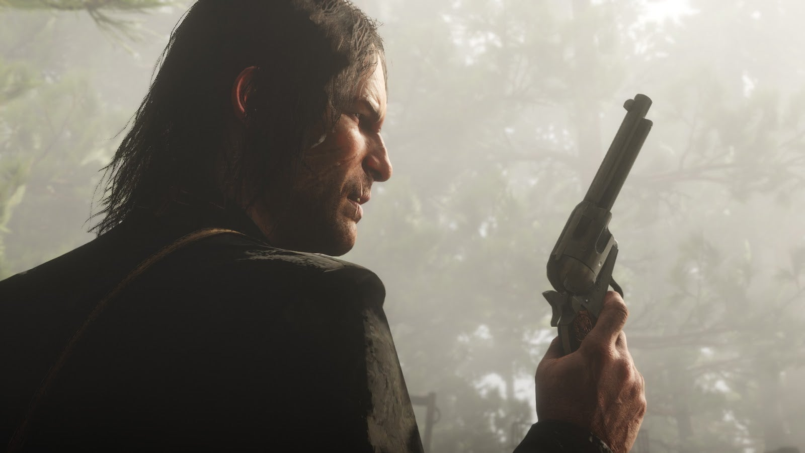I Love Red Dead Redemption, But I Don't Want To See John