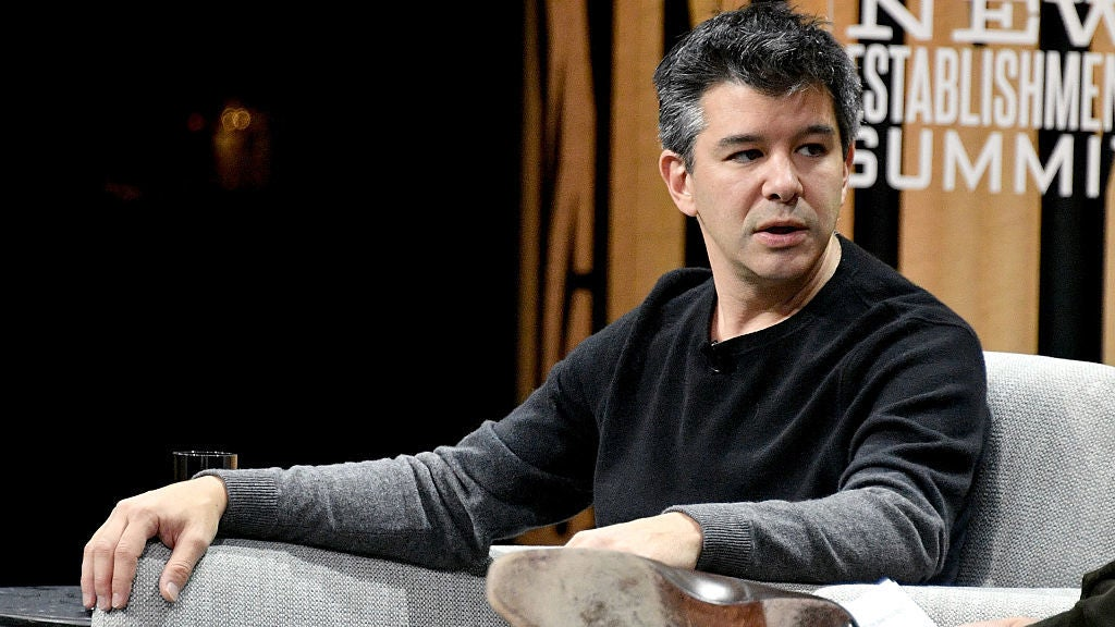 Uber CEO meets with TfL after licence withdrawal