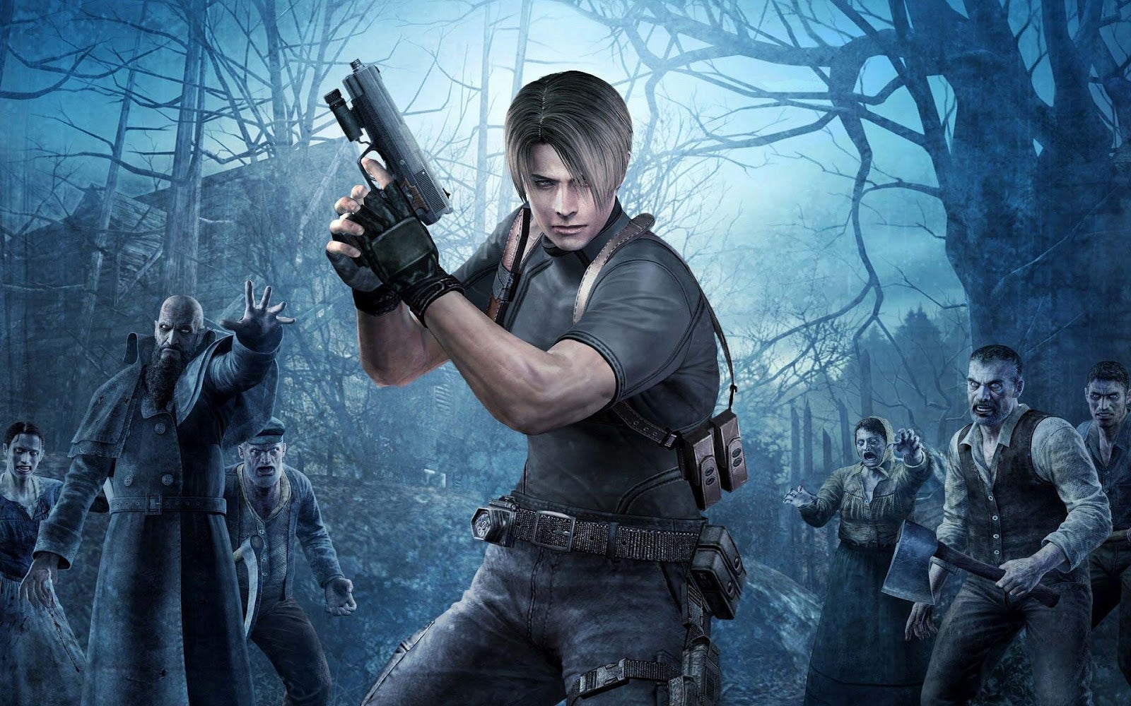 Resident Evil 4 Changed Action Games Forever