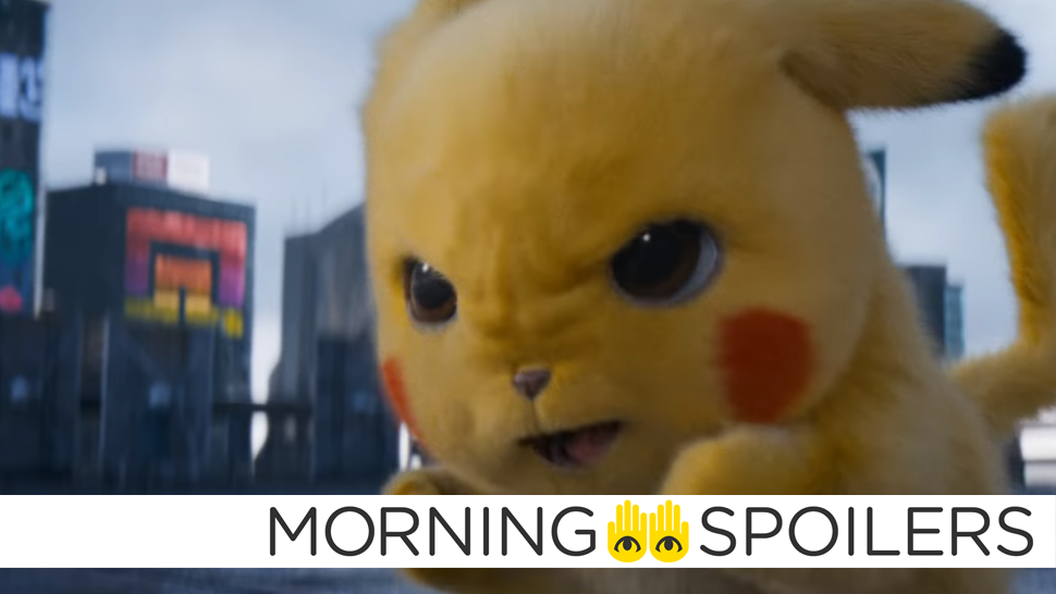 Updates From Detective Pikachu, Godzilla: King Of The Monsters, And More