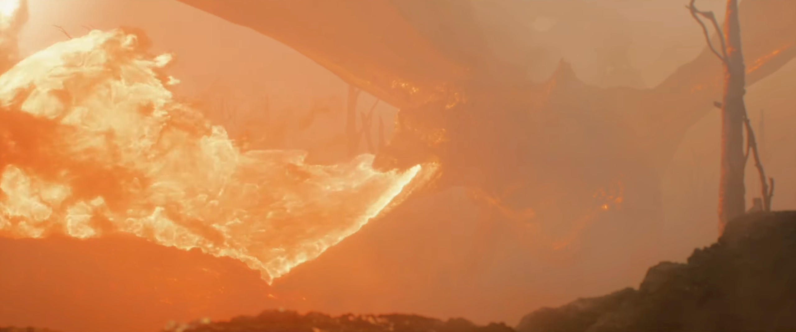 In The New TolkienTrailer, It's Smaug's Turn To Head To World War I