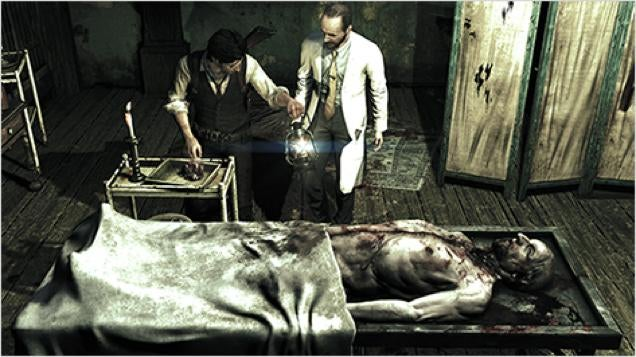 Japan Is Even Censoring The Evil Within's