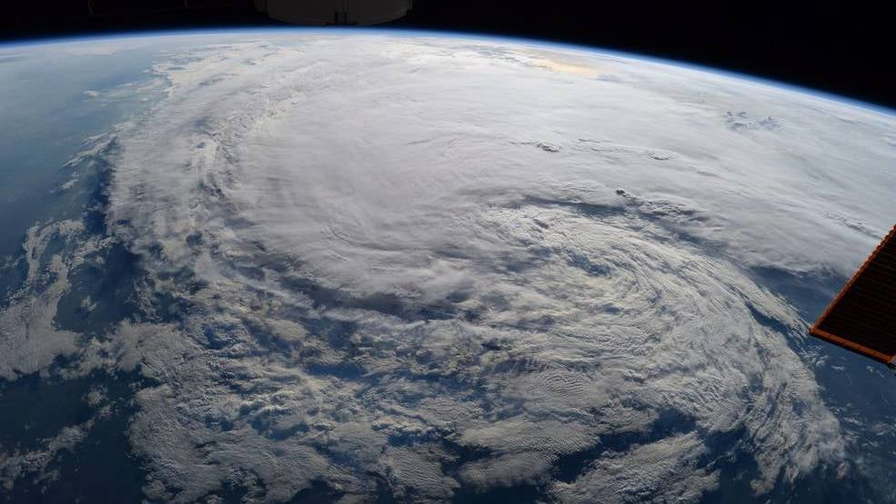 Scientists Aren't Sure What Climate Change Did To Harvey