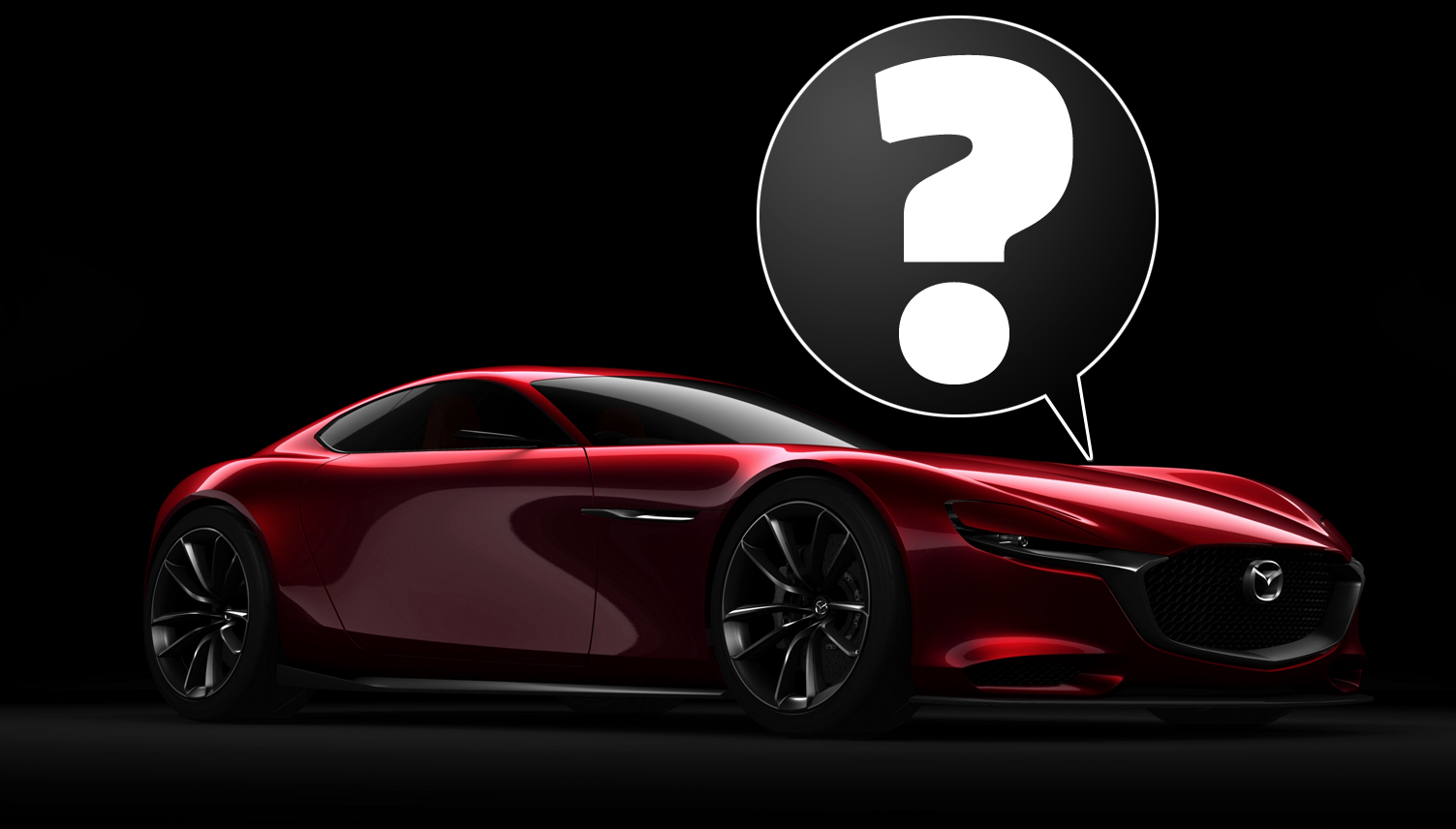 Let Me Tell You About A Strange Rumour We Just Heard About A Future Mazda RX-9's Engine