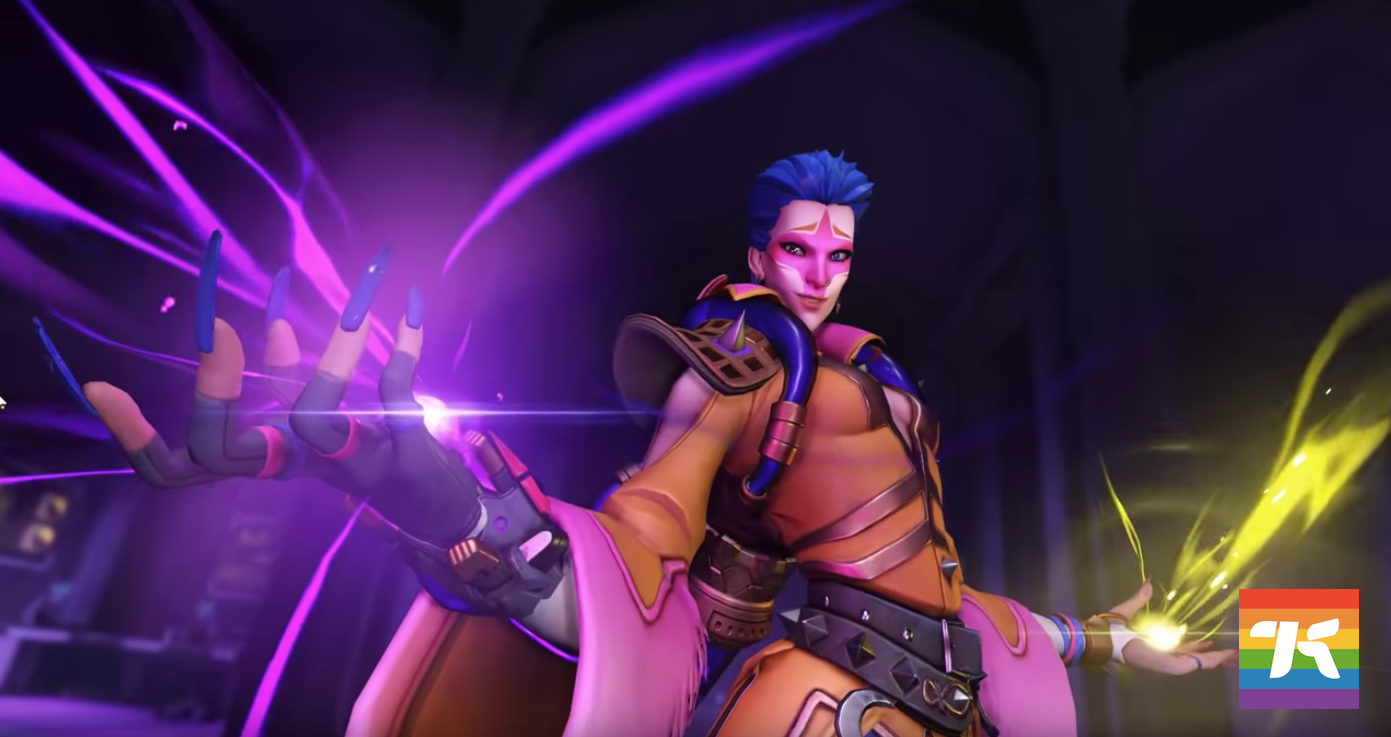 Overwatch Players Have Made Their Own Ways To Celebrate Pride Month