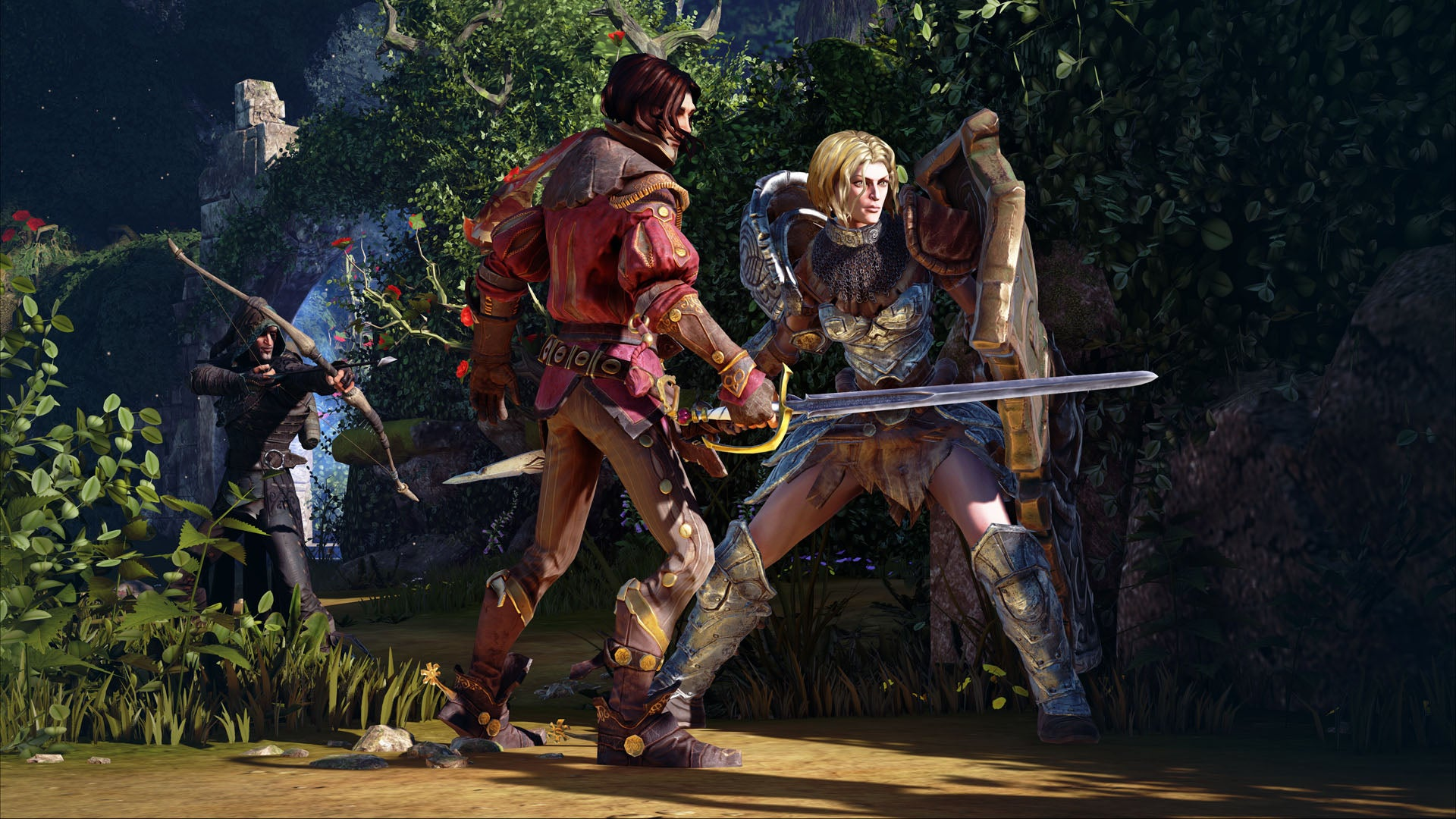 Fable Legends' Four Versus One is a Lot of Fun
