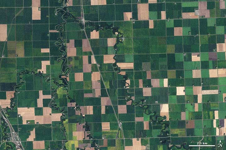 The Real Reason a Million Acres of America's Farmland Disappeared Last Year