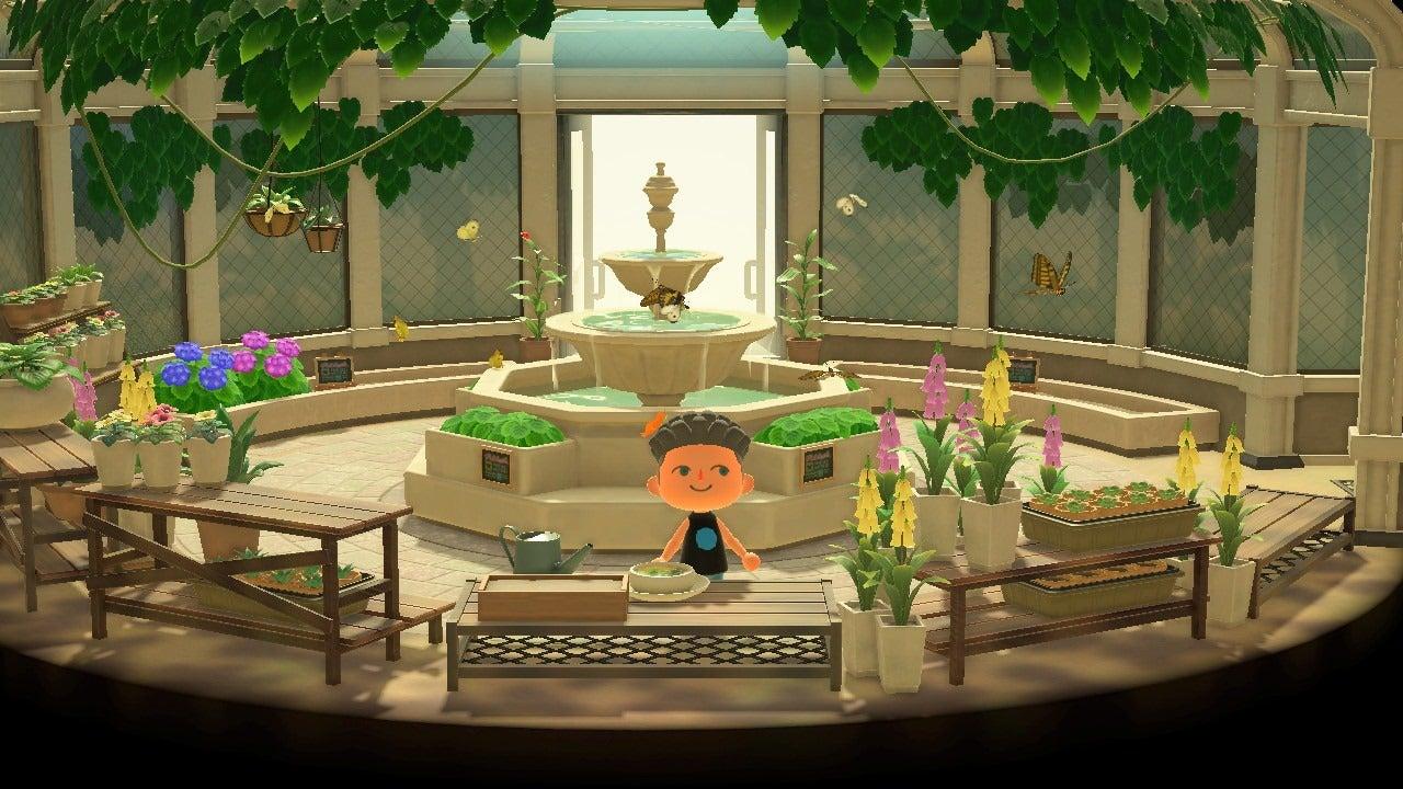 I Love Animal Crossing: New Horizons' Museum