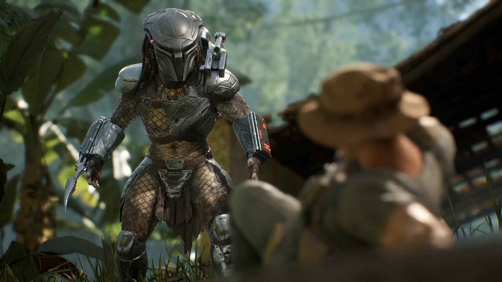 Predator: Hunting Grounds Is Only Fun When The Predator Is Around