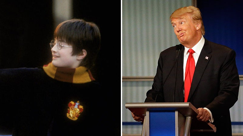 Can Harry Potter Affect This Presidential Election?