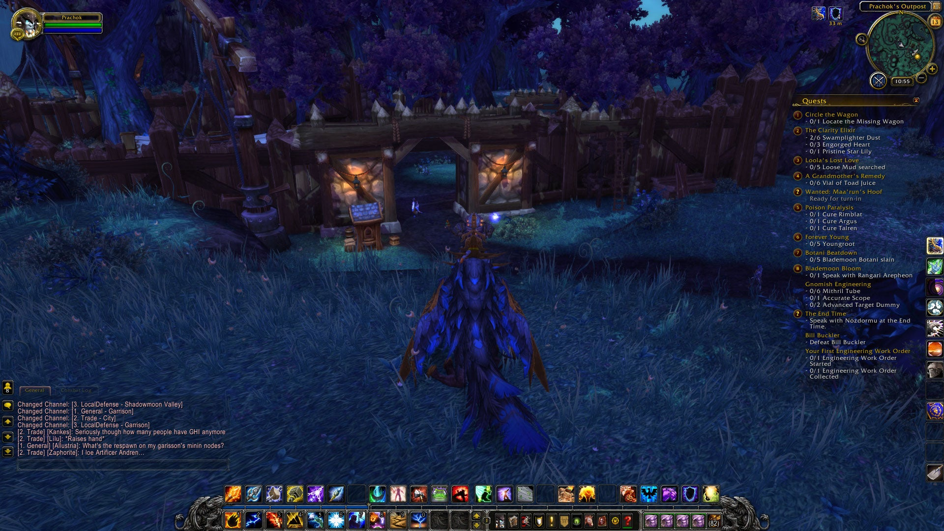 Warlords Of Draenor MMO Log One: Love Hurts