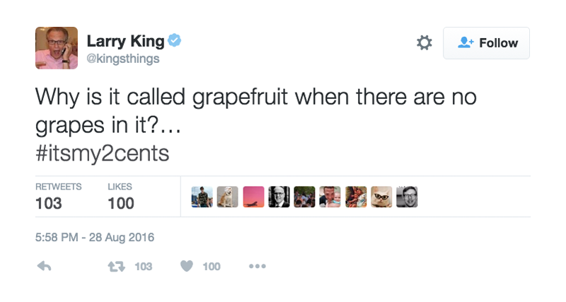 The Internet Asks: Why Is It Called 'Grapefruit' When There Are No Grapes?