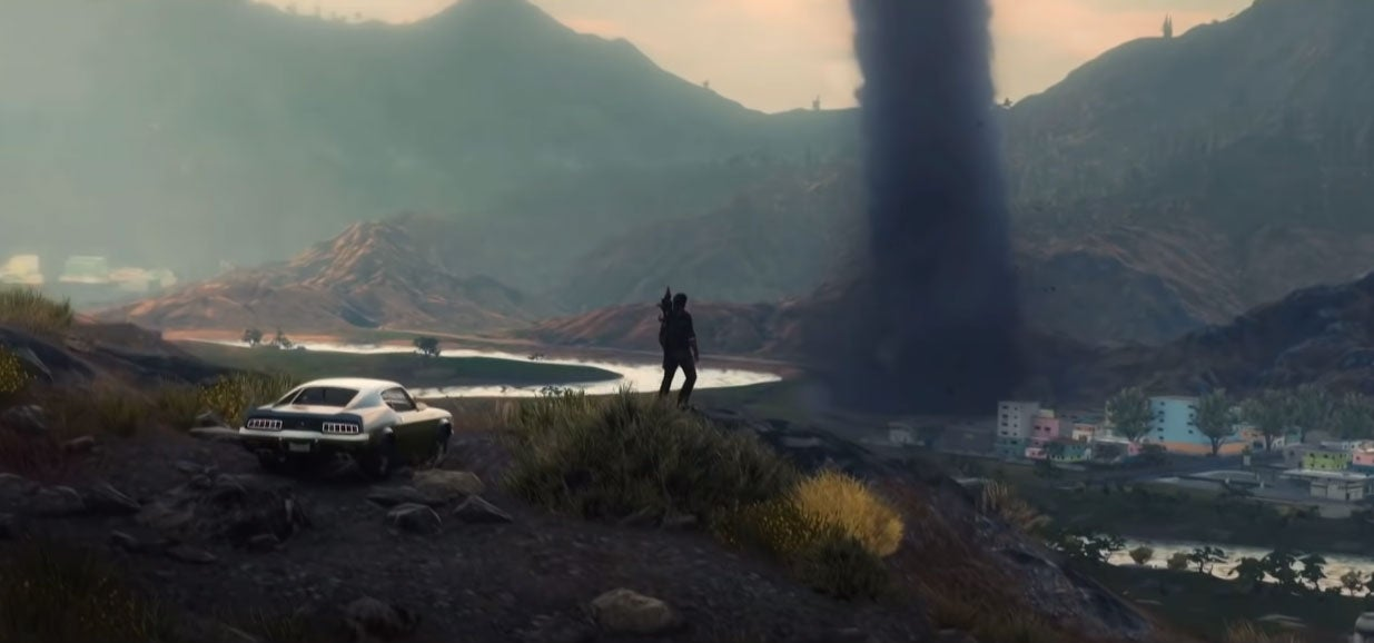 Just Cause 4 Announced – Officially This Time