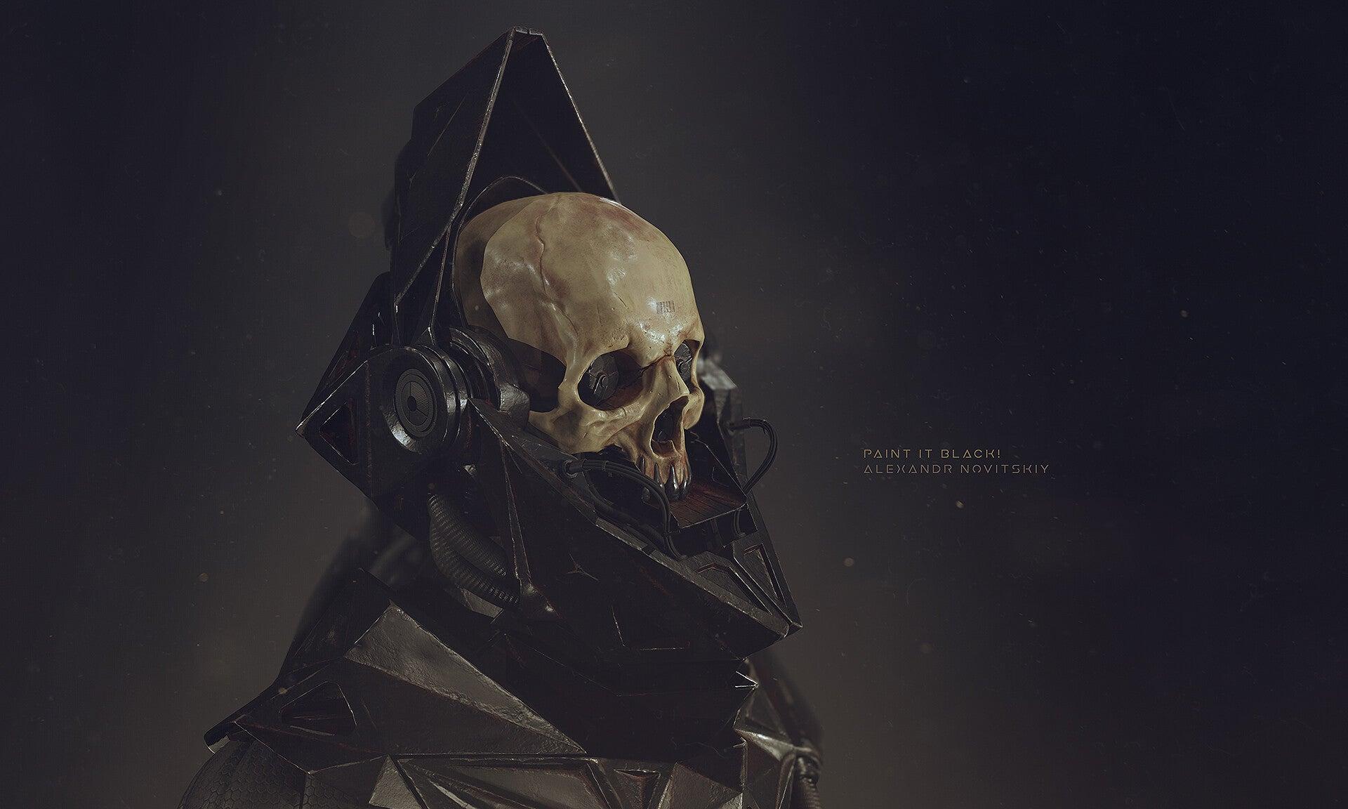 Arise, Sir Skullface Of Skellingtown