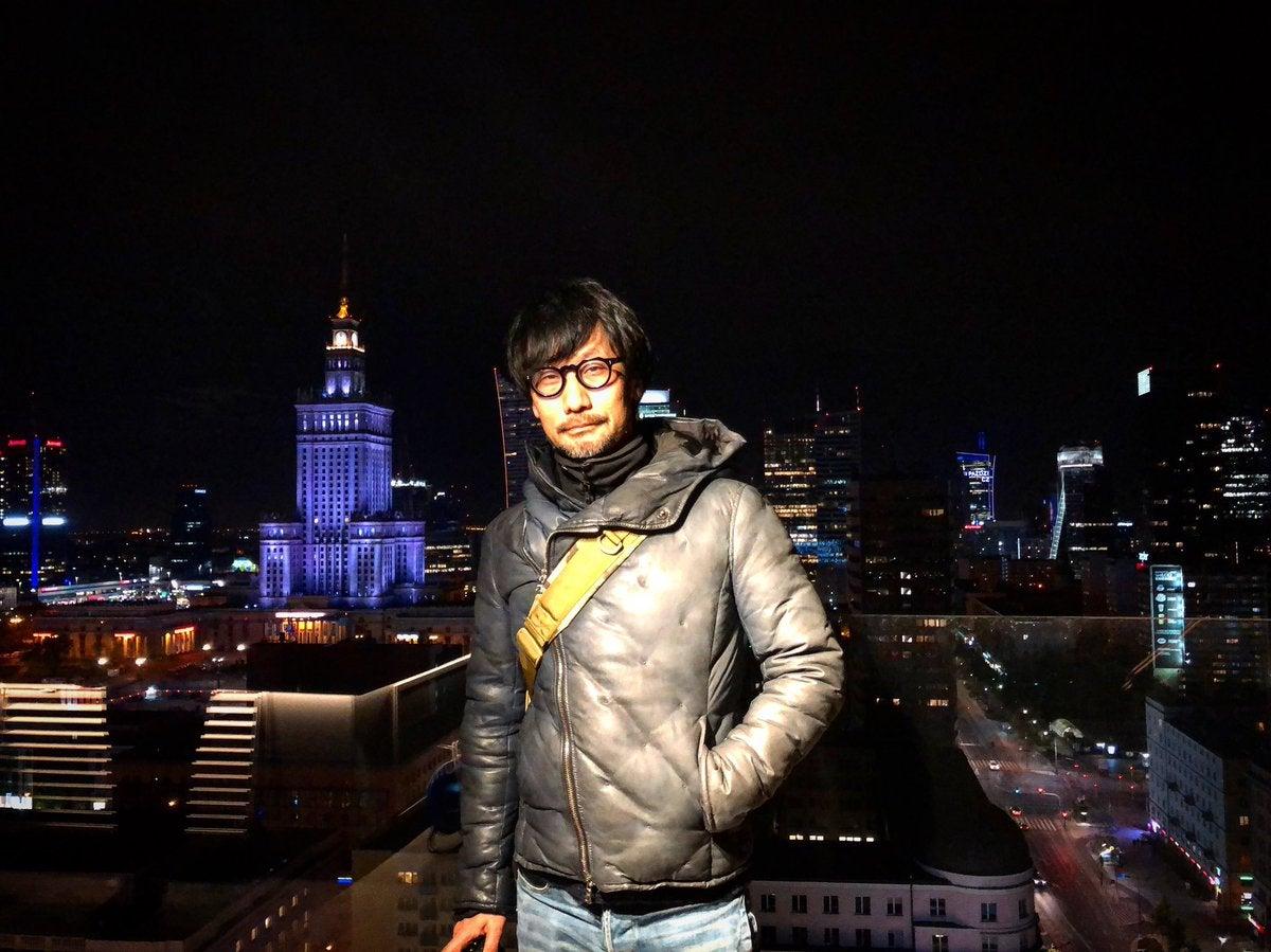 In The Future, Hideo Kojima Says His Studio Will Make Films